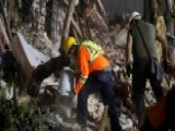 Mexico Earthquake: Rescuers Scramble To Save Victims