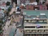 Mexican Navy Indicates No Children Alive Under School
