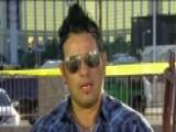 Musician Recalls Seeking Safety In Freezer During Massacre