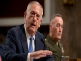 Mattis Testifies On Capitol Hill On New Afghanistan Strategy