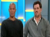 Marcus Luttrell, David Goggins Kick Off Patriot Tour In NYC