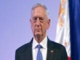 Mattis Makes His First Trip To The DMZ As Defense Secretary
