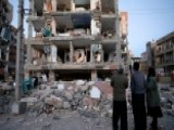 Massive Earthquake Leaves Over 300 Dead In Iraq-Iran