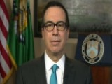 Mnuchin: Only 'rich People' In High-tax States Will Pay More