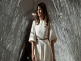 Melania Trump Unveils Christmas At The White House