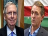 McConnell Says He Has Tax Bill Votes, Flake Is On Board