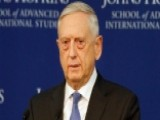 Mattis Discusses Government Shutdown Impact On Military