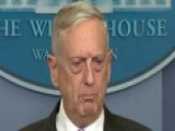 Mattis: Low-yield Weapons Increase US Nuclear Deterrence