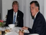 Mitt Romney's Clashes With President Donald Trump