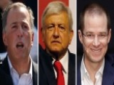 Mexican Presidential Candidates Vow Tough Stance On Wall