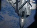 Mock Aerial Combat Drills Prepare Fighter Pilots For Threats