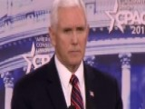 Mike Pence: Safety Of Our Schools Is Top National Priority