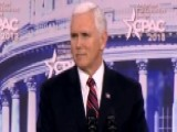 Mike Pence On Not Shaking Hands With Kim Jong Un's Sister