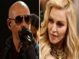 Madonna Goes Behind The Camera Pitbull To The Big Screen