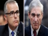 McCabe Says His Firing Was An Attack On The Mueller Probe