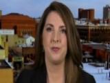McDaniel: Trump Standing Up On Behalf Of Average American