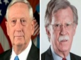 Mattis: 'No Reservations' Working With John Bolton