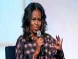 Michelle Obama Takes A Swipe A President Trump
