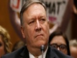 Mike Pompeo Looking To Becoming Nation's Top Diplomat