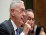 Mattis Believes There Was A Chemical Weapons Attack In Syria