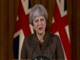 May: Syria Strikes About Deterring Use Of Chemical Weapons