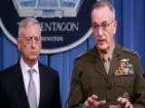Mattis And Dunford Brief Congress On Syria Strike