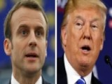 Macron On Trump's Standing On The World Stage