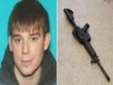 Manhunt Underway For Waffle House Suspect Travis Reinking