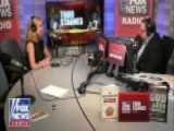 Melissa Francis Joins The Todd Starnes Show
