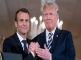 Macron Pitches Trump On Fixes To Iran Nuclear Deal