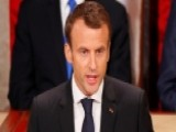 Macron: France Will Not Leave The Iran Nuclear Deal