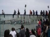Migrant Caravan Seeking Asylum Arrives At US Border
