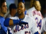 Mets' Yoenis Cespedes Loses Diamonds In Slide At Second Base