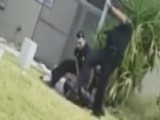Miami Cop Relieved Of Duty After Kicking A Suspect In Head