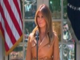 Melania Trump Unveils Initiative To Help Children