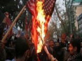 More Anti-American Protests In Iran