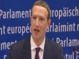 Mark Zuckerberg Apologizes To EU Leaders In Brussels