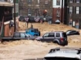 Man Missing After Catastrophic Flooding In Ellicott City