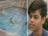 Minnesota Teen Rescues Boy From Drowning