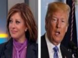 Maria Bartiromo On Trump's Economy, Impact Of Tariffs