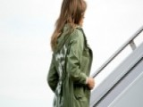 Melania Trump 'I Really Don't Care' Jacket Raises Eyebrows