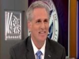 McCarthy: Dems Won't Do Anything To Solve Border Crisis