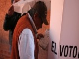 Mexican Voters Set To Choose A New President