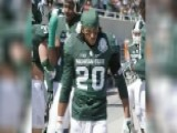 MSU Football Star Joining US Air Force