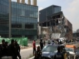 Mexico City Shopping Mall Collapses