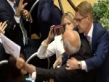 Media Member Ejected Prior To Trump-Putin News Conference