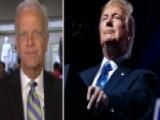 Moran: Trump Admin Has Been Working Hard On Behalf Of Vets