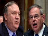 Menendez Spars With Pompeo Over Trump's Meeting With Putin