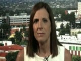 McSally: Trump Administration Addressing 'readiness Crisis'
