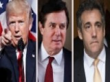Manafort, Cohen And The Law: Is Trump In Legal Jeopardy?